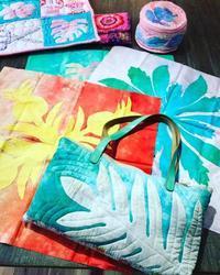 atelier anuenue 教室イメージ - ハワイアンキルト&パッチワーク atelier anuenue