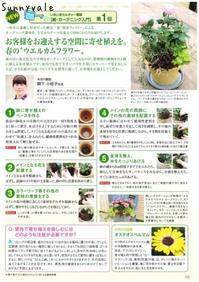 今年も! - さにべるスタッフblog     -Sunny Day's Garden-