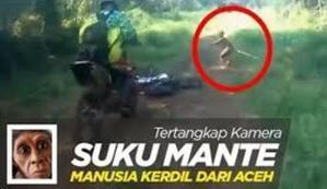小人族「Suku Mante」 - インドネシア語・Watch