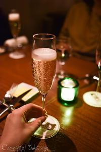 ワゴンでやってくる多彩な前菜とワインを楽しむ : 『カルシファーズ・グリル アラ トスカーナ』銀座 - IkukoDays