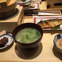 鯖の塩焼き@龍神丸 - 香港と黒猫とイズタマアル2