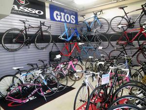 - スポーツサイクルショップ南米商会