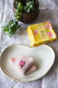 桜色菓子 ♪ - Lovely Photo