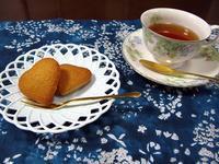 さつま芋とフィナンシェの関係性 - M's Factory