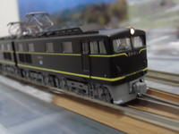 大量の機関車前照灯色変え その1 - 新湘南電鐵 横濱工廠2