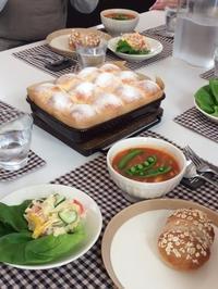 Atelier Le Bonheur - パンとアイシングクッキー、マシュマロフォンダントの教室 launa