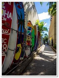 2017年 ハワイ旅行記 4日目 その6 モアナのパラソル - Stay Green