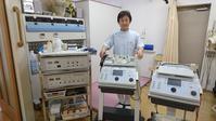 2台目のハイチャージ - 東大阪 おおにし整骨院 院長のブログ たかが整骨院?、されど整骨院!