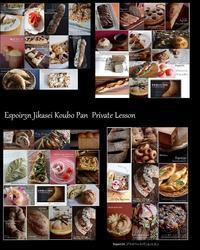 プライベートレッスンたくさんのお申し込みありがとうございます。 - 自家製天然酵母パン教室Espoir3n(エスポワールサンエヌ)料理教室 お菓子教室 さいたま