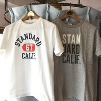 スタンダード・カリフォルニア チャンピオンT1011 Tee - BEATNIKオーナーの洋服や音楽の毎日更新ブログ