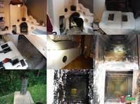 栃木県那須塩原市にて、カン(炕)の煙突掃除☆ - 煙突掃除ホットラインスタッフブログ
