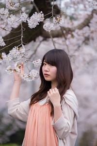 秩父 桜 ポートレート - ぐまのブログ