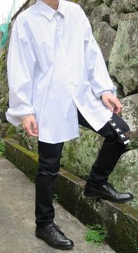この袖の感じが◎ - メンズファッション塾-ネクステージ-