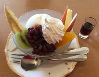珍しく「フルーツあんみつ」を食べたよ。 - いつとこ気まぐれブログ