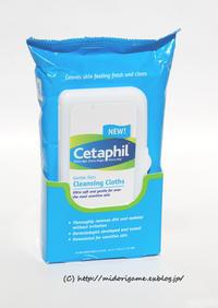 Cetaphil 「Gentle Skin Cleansing Cloths」 - 深川OLアカミミ探偵団