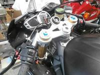 S田サン号 デイトナ675Rのイメチェンと、仕様変更からの仕様変更(笑) - バイクパーツ買取・販売&バイクバッテリーのフロントロウ!
