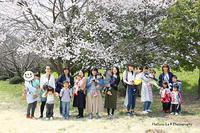 「桜の下で子どもを撮ろう!」楽しいイベントでした - 茨城 栃木 群馬 埼玉 千葉 出張撮影 Hallura-La * Photo blog