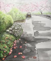 【水彩画】NO376 雨あがり - ジェンマとおっちゃんの日記2