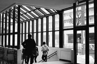 放射能レンズで撮る地下鉄出入り口 - 照片画廊