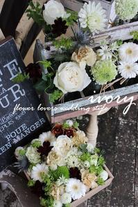 ~IVORY花教室 4 APRIL開催です~♬ -  Flower and cafe 花空間 ivory (アイボリー)