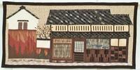 幸せを見守る町家キルト - 林サヨコ創作キルトの世界