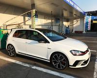 VW Golf GTI クラブスポーツ この時期の洗車・・・ - zesta E style