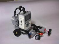 レゴ マインドストーム やってみたよ 3 - 電子工作やってみたよ