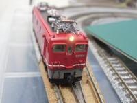 大量の機関車前照灯色変え その2 ED70、EF18 - 新湘南電鐵 横濱工廠2