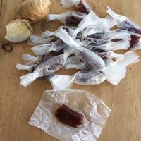 梅・生姜キャンディーの作り方 - 玄米菜食 in ニュージャージー