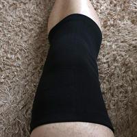 【AD】薄手で着脱もしやすい膝サポーター - 日曜アーティストの工房