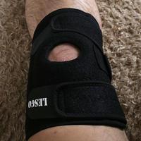 【AD】特殊スプリングが入った本格的な膝サポーター - 日曜アーティストの工房