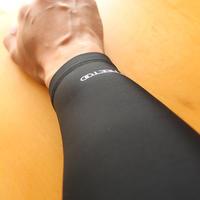 【AD】腕にすっぽりと着用するアームカバー - 日曜アーティストの工房