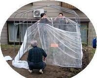 自家野菜 栽培準備 - 信州 湯の郷 野沢温泉