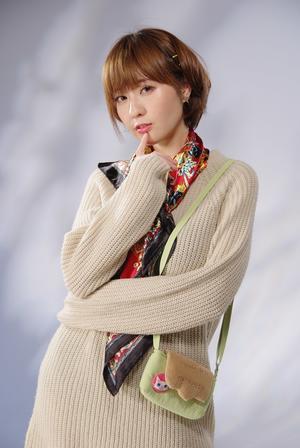 still撮影会前田真美果さん2016.12.04その2 - 人差し指の閃き