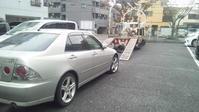 相模原市緑区から不動車をレッカー車で廃車の出張引き取りしました。 - 廃車戦隊引き取りレンジャー