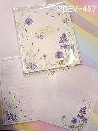 季節物 便箋封筒セット - ichioshiのイチオシ!