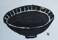 金継ぎ後の器 - たなかきょおこ-旅する絵描きの絵日記/Kyoko Tanaka Illustrated Diary