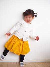 《2歳4ヶ月》春のコーディネート - ゆりぽんフォト記