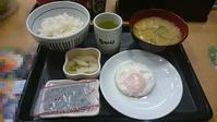 色々な企業努力(笑)朝定食@なか卯 - スカパラ@神戸 美味しい関西 メチャエエで!!