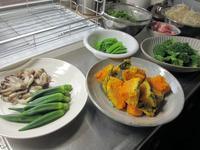 お総菜作り - 楽しい わたしの食卓
