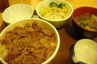 すき家 『わさび山かけ牛丼』 - My favorite things