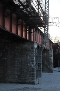 """入船陸橋 ……橋のまわりがすっきり…… - ときどきの記 小樽の出版社""""ウィルダネス""""のブログ"""
