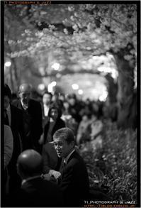 千鳥ヶ淵モノクロ  F0.95 Part 1 - TI Photograph & Jazz