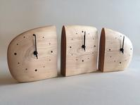 3連時計とラップケース - 蒼暮雨に詠う