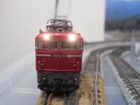 大量の機関車前照灯色変え その3 交流電機群、ED61など - 新湘南電鐵 横濱工廠2
