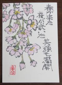 桜の便り - 光さんの日常