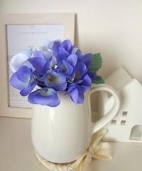 布花あじさい - handmade flower maya