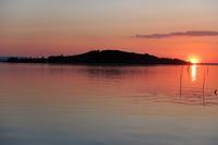 時差と夕日と通行止め、瞑想講座明日から聞こう - ペルージャ イタリア語・日本語教師 なおこのブログ - Fotoblog da Perugia