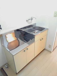 マンション キッチン(ビフォーアフター) - リフォーム一番高知