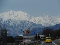雪の日本アルプス探訪 - 徒然彩時記